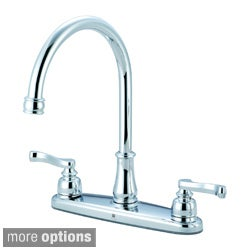 Pioneer Brentwood Series Two-Handle Kitchen Faucet with Lever Handles