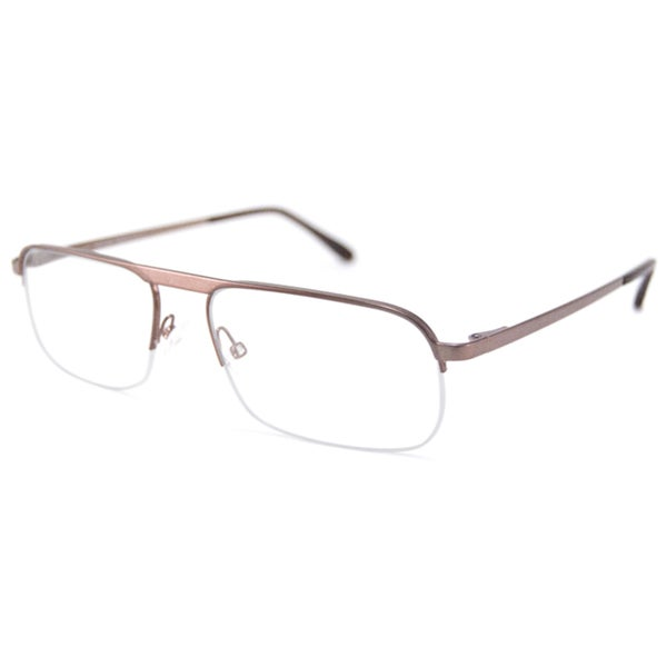 Tom Ford Readers Mens TF5168 Semi-Rimless Reading Glasses ...