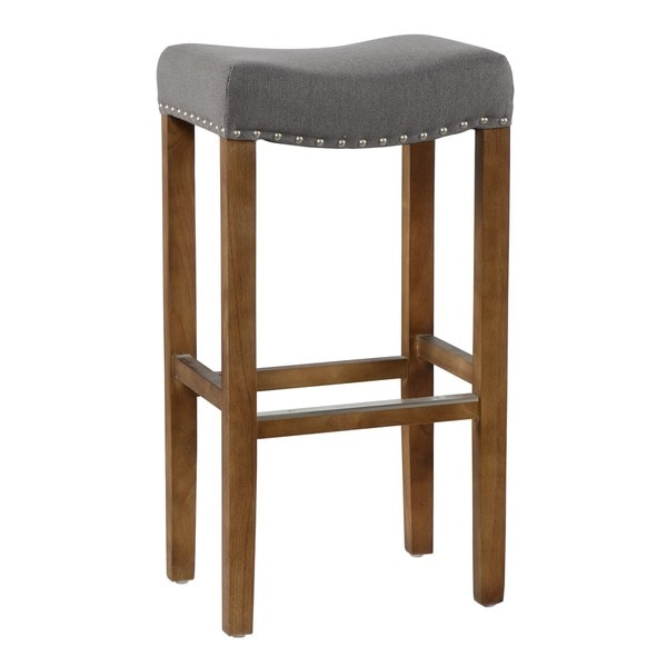 Kai 31 Inch Backless Barstool By Kosas Home Free