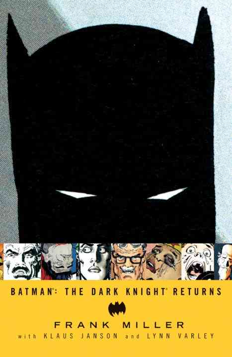 Batman: The Dark Knight Returns (Paperback)