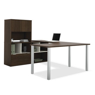 Bestar Contempo U-Shaped Desk / Storage Unit