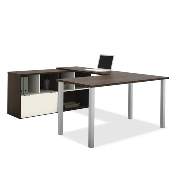 bestar contempo ushaped desk
