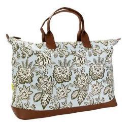 Women's Amy Butler Meris Duffle Bag Tropical Shale Grey
