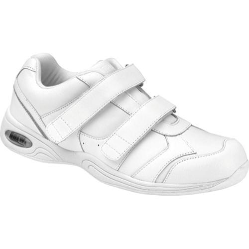 Men's Drew Apollo White Leather