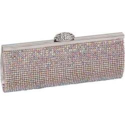 Women's J. Furmani 60070 Fully Crystal Evening Bag AB Stone