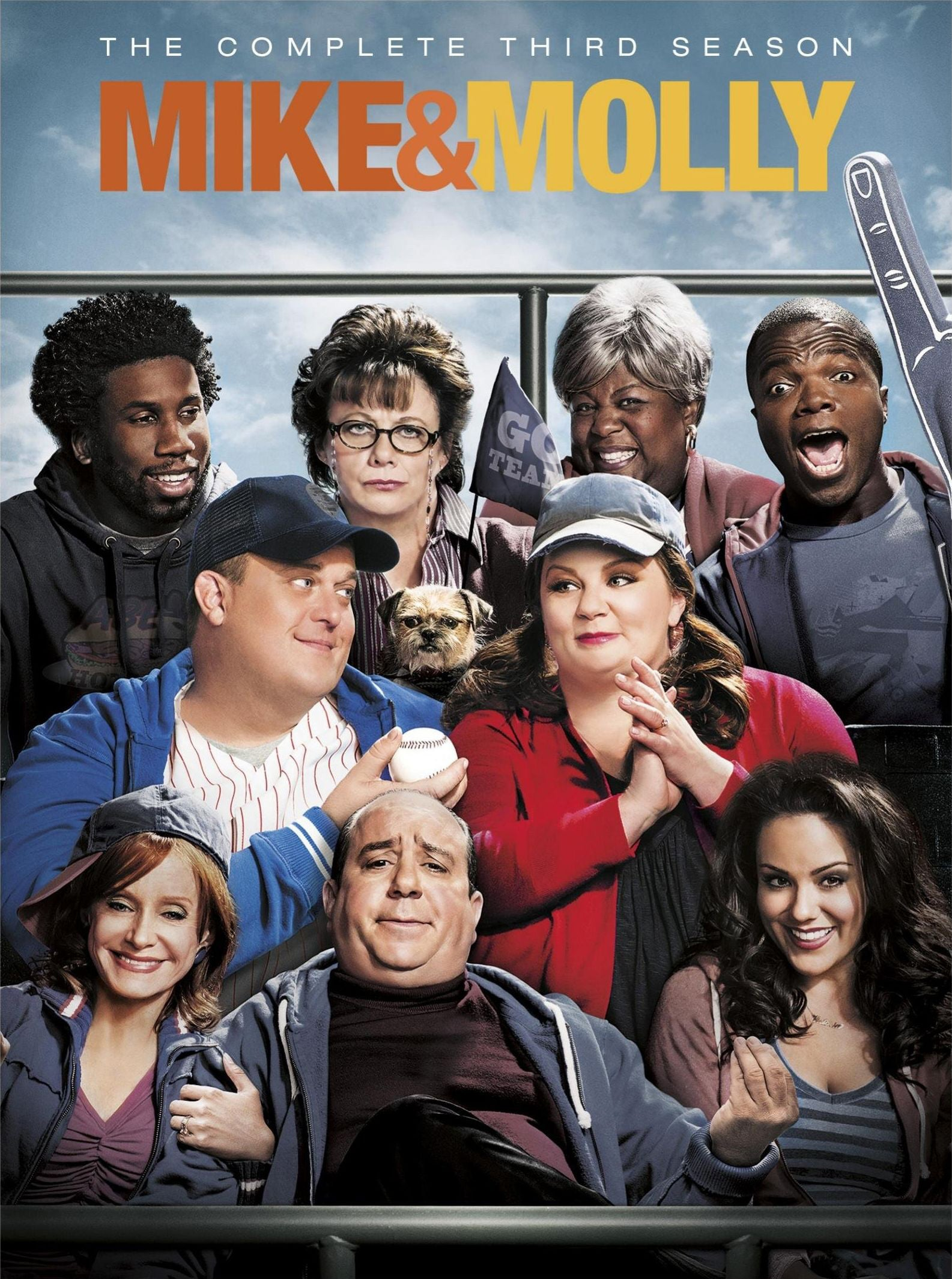 Mike & Molly: The Complete Third Season (DVD)
