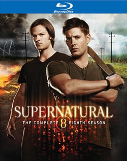 Supernatural: The Complete Eighth Season (Blu-ray Disc)