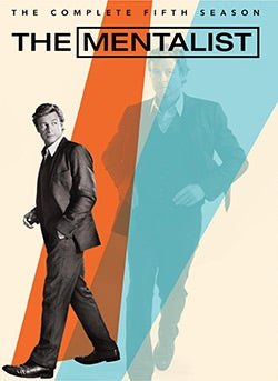 The Mentalist: The Complete Fifth Season (DVD)