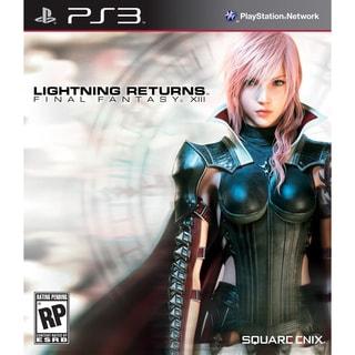 PS3 - Lightning Returns: Final Fantasy XIII