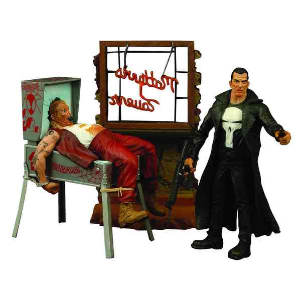 Marvel Select the Punisher Action Figure