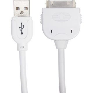 RCA 10 foot locking power and sync cable for iPod, iPhone, iPad