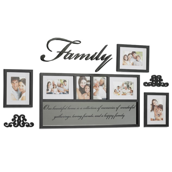 Mellannco 39 Family 39 Frame Set Free Shipping On Orders
