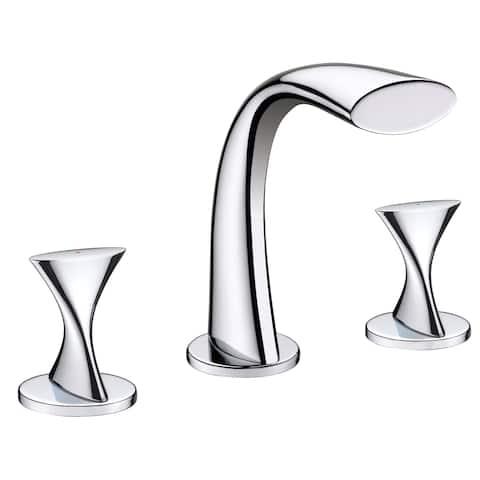 Fontaine 'Adelais' Chrome Widespread Bathroom Faucet