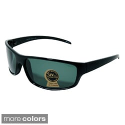Men's 'Steer' Plastic Shield Sunglasses