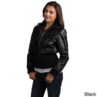 Tanners Avenue Periodic Easy Leather Jacket