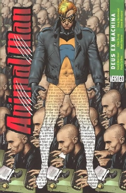 Animal Man: Deus Ex Machina (Paperback)