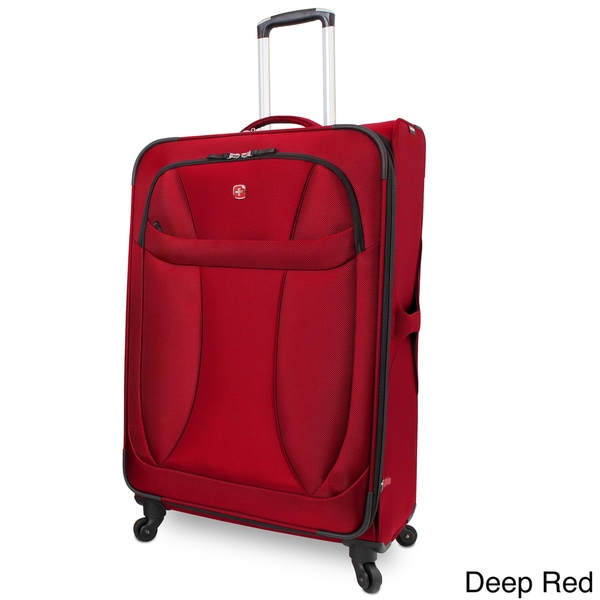 Wenger Swiss Gear Neolite 29-inch Expandable Lightweight Spinner Upright Suitcase  sc 1 st  Overstock.com & Wenger Swiss Gear Neolite 29-inch Expandable Lightweight Spinner ...