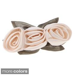 Sweetie Pie Girls Rose Hair Clip
