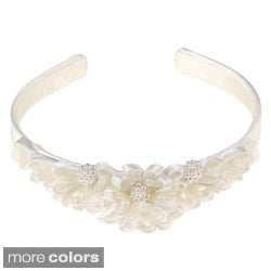 Sweetie Pie Girls Lace and Beaded Headband