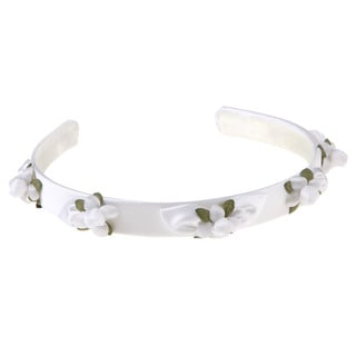 Sweetie Pie Girls Floral Headband
