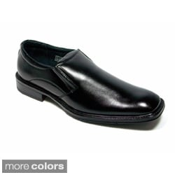 Delli Aldo Men's Classic Toe Loafers