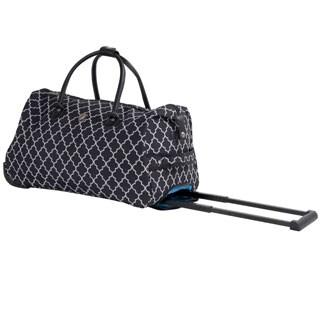 CalPak Soho 21-inch Carry-on Rolling Upright Satchel Bag