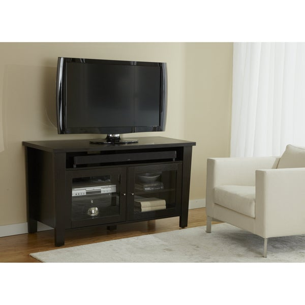 Shop Jesper Office 55 Inch TV Cabinet   Free Shipping Today   Overstock    8095681