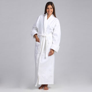 Salbakos Luxury Shawl Collar Spa Velour Bath Robe