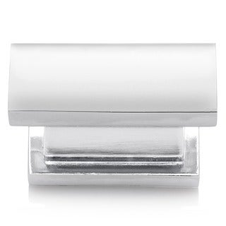 Southern Hills Polished Chrome Rectangular Cabinet Knobs (Pack of 10)