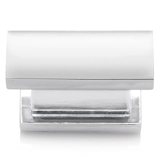 Southern Hills Polished Chrome Rectangular Cabinet Knobs (Pack of 5)