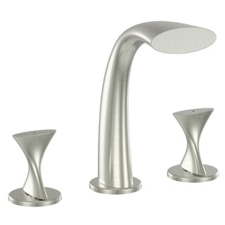 Fontaine Adelais Brushed Nickel Roman Tub Faucet