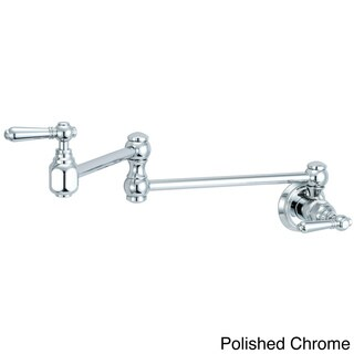 Pioneer Americana Series Wallmount Pot-Filler (3 options available)