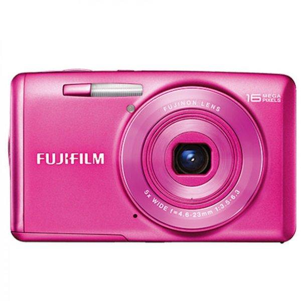 Fujifilm FinePix JX700 16MP Pink Digital Camera