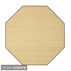 Rayon from Bamboo Natural Area Rug (5' Octagon)