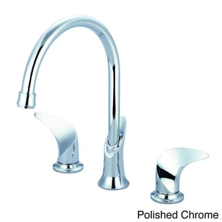 Pioneer Cabrillo 2CB200 Two-handle Widespread Kitchen Faucet