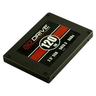 "Visiontek GoDrive 120 GB 2.5"" Internal Solid State Drive"