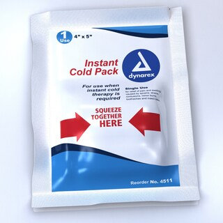 Dynarex Instant Cold Pack (Pack of 24)