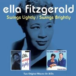 Ella Fitzgerald - Swings Lightly/Swings Brightly