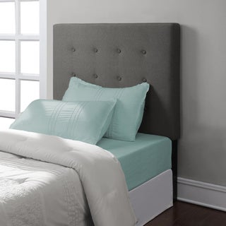 Shop Jameson Grey Twin Headboard Free Shipping Today