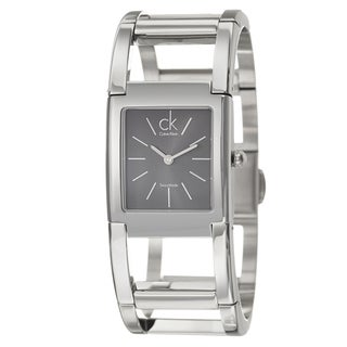 Calvin Klein Women's 'Dress' Swiss Quartz Watch
