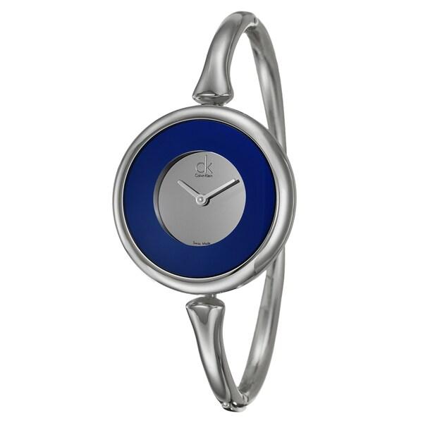 Calvin Klein Women's 'Sing' Stainless Steel Swiss Quartz Watch