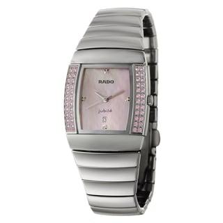 Rado Women's 'Sintra' Ceramic Swiss Quartz Watch