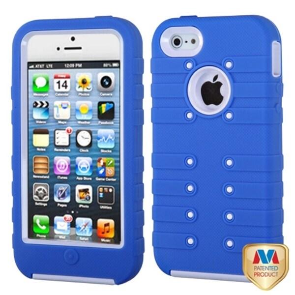 BasAcc TUFF eNUFF Hybrid Case for Apple iPhone 5