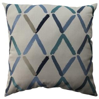 Pillow Perfect Diamonte Geo 23-inch Throw Pillow