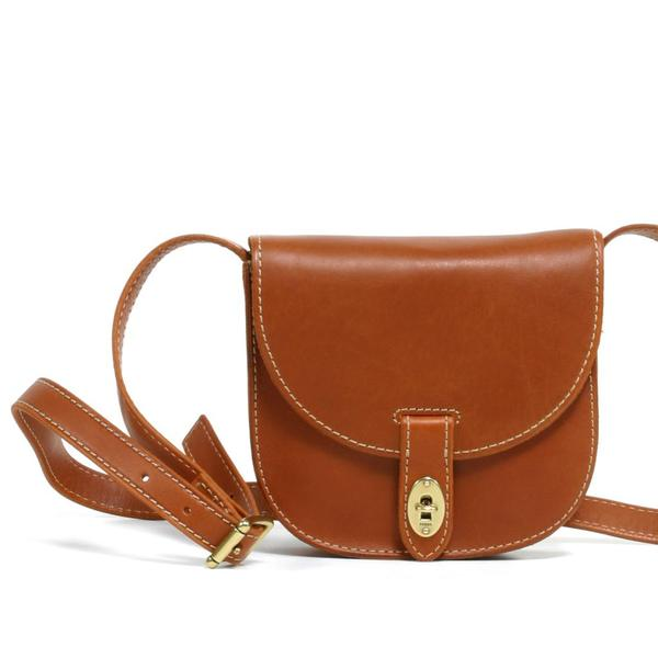 ... Shop By Style     Crossbody   Mini Bags. Fossil Austin Small Leather  Saddle Bag 59dc6d4b67101
