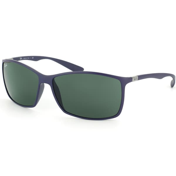 Ray-Ban 4179 Liteforce 883/71 Matte Blue Sunglasses