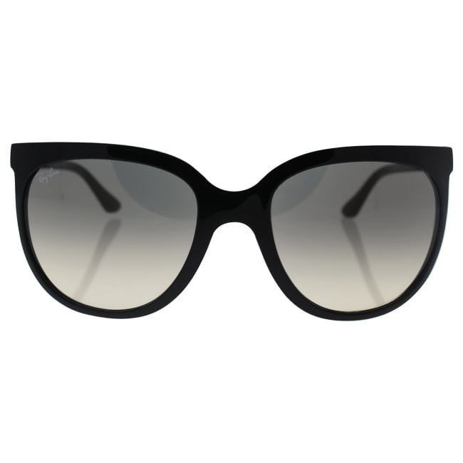 Ray-Ban Women's Shiny Black Plastic Sunglasses (Ray Ban R...