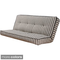 Somette Stripe Full-size Futon Cover