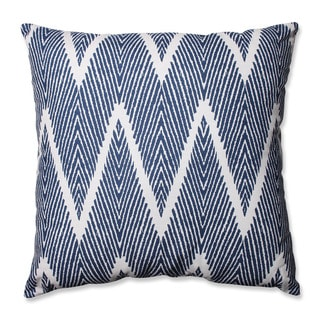Pillow Perfect Bali Navy 24.5-inch Throw Pillow