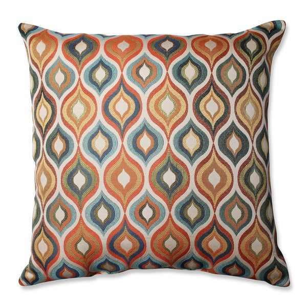 Pillow Perfect Flicker Jewel 24.5-inch Decorative Pillow